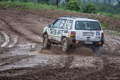 IMG_9213 (igolovach) Tags: auto road travel test car sport speed truck mos jeep mud offroad 4x4 russia outdoor rally pickup evolution automotive toyota vehicle trophy cherokee l200 mitsubishi pajero evo asx lanser mitsubishimotor mitsubishil200