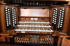 Church Organ. (Cycling Saint) Tags: stpeters leicester organ belgravechurch nikond750nikkor1635f4vrll