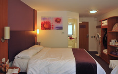 A room at the Premier Inn at Parc Menai (Vee living life to the full) Tags: uk england wales port garden flora gate harbour may holyhead 2015 isleofanglesey nikond300 shootaboot shootaboot2 plascadmant