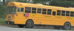 Brewster CSD #224 (ThoseGuys119) Tags: schoolbus icce icre brewsterny icfe bluebirdallamerican leonardbussales brewstercsd