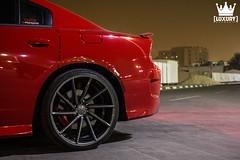 Dodge - Charger - CVT - Gloss Graphite -  Vossen Wheels 2015 -  1009 (VossenWheels) Tags: wheels dodge charger aftermarket srt8 cvt dodgechargerwheels glossgraphite vossenwheels2015 dodgechargeraftermarketwheels dodgechargersrt8wheels