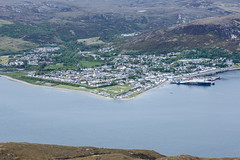 Ullapool (Francis Mansell) Tags: landscape town highlands ship village scottishhighlands caledonianmacbrayne lochbroom stornowayferry