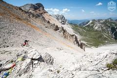The forgotten trail (Pure Biking) Tags: bicycle south rad mountainbike trail tyrol dolomites sdtirol enduro dolomiten sennes fanes bikebergsteigen