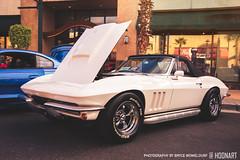 1966 Chevrolet Corvette roadster (Bryce Womeldurf) Tags: chevrolet florida stingray convertible 1966 corvette c2 roadster wesleychapel edelbrock americanracing classsic sidepipes carscoffee torqthrust quickfuel hooniverse hoonart