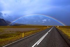 Hringvegur (Enric.) Tags: arcoiris 1 iceland ni ringroad arcdesantmart hringvegur