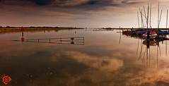 Rye Harbour (Fred255 Photography) Tags: ©fred255photography2016 canoneos5dsr benrotripod ef1635mmf4lisusm llens waterscapes ryeharbour eastsussex riverrother yachting fishingfleet england uk