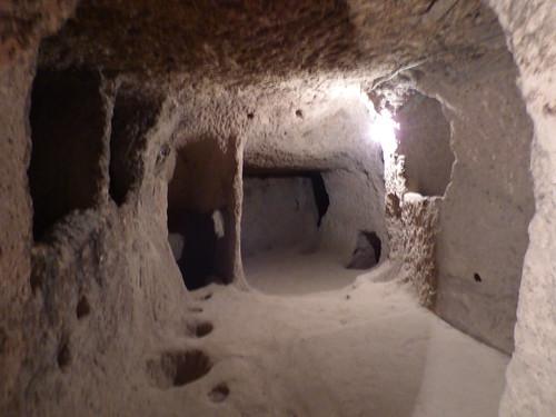 Kaymakli - underground city - house (10)