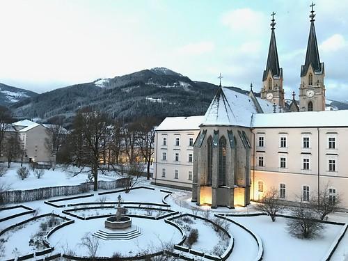 Lichtmessberg in Admont