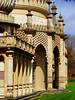 The Royal Pavilion, Brighton (photphobia) Tags: england brighton pavilion brightonpavilion royalpavilion dome brightondome minarets regency royalresidence princeofwales thecornexchange oldtown oldwivestale outdoor outside buildings building buildingsarebeautiful architecture roof