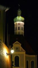 St. Jakob - katholische Stadtpfarrkirche - Dachau