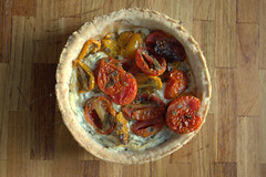 Slow Roasted Tomato, Feta & Spinach Quiche (Tony Worrall) Tags: add tag ©2016tonyworrall images photos photograff things uk england food foodie grub eat eaten taste tasty cook cooked iatethis foodporn foodpictures picturesoffood dish dishes menu plate plated made ingrediants nice flavour foodophile x yummy make tasted meal slowroastedtomato fetaspinachquiche