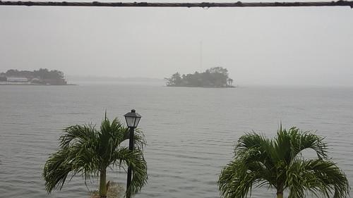 Lake Petén Itzá, Flores, Guatemala