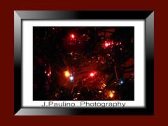 Christmas Lights (midnightstudio85) Tags: festive light colorful rainbowlights happyholidays merrychristmas red christmas winterseason brightlights fairylights borderframe border frame nikon nikonphotography