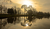 WINTER AT CROOME (chris .p) Tags: croome park landscape nikon d610 view reflection nationaltrust england uk winter scene water december 2016 nt capture worcestershire light