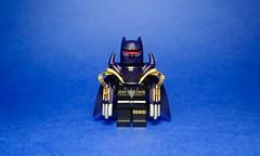 Lego Knightfall - Azrael Batman Ver. II (Sir Doctor) Tags: lego batman knightfall azrael custom