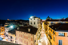 Vicenza (atropo8) Tags: vicenza veneto italy bluehour longexposure nikon d810 lens 1424 nikkor