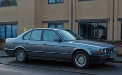 ABZ 482 (2) (Nivek.Old.Gold) Tags: 1993 bmw 525i se auto