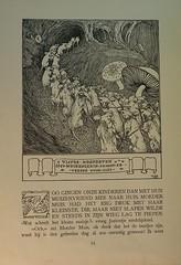 wenck. Boekillustraties Wilem Wenckebach (1860-1937) (aaldersa) Tags: agatha snellen catharina van rennes in de muizenwereld een nieuwe vertelling aan t klavier uitg hjwbecht amsterdam 1ste druk 1911 gekartonneerd 300x220x70 mm