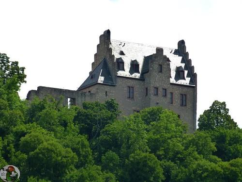 Altenbamberg – die Altenbaumburg wurde in den 80er Jahren restauriert