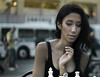 no going back (grainfultimes) Tags: portrait younggirl newyork city citylife arabic beauty fashion streetfashion youngbeauty 50mm sonyalpha