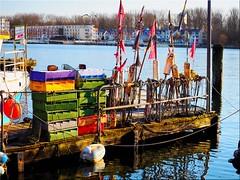 Fishing port impressions (Ostseetroll) Tags: deu deutschland geo:lat=5395470930 geo:lon=1085957766 geotagged lübecktravemünde schleswigholstein travemünde fichereihafen fishingport impressionen
