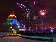 Panasonic FZ1000, Fireworks, Vieux-Port, Montréal, 7 January 2017 (32) (proacguy1) Tags: panasonicfz1000 fireworks vieuxport montréal 7january2017