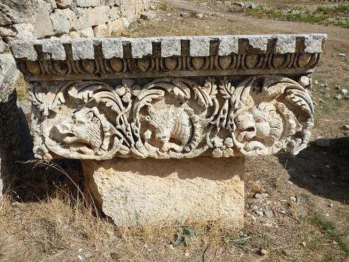 Uzuncaburc temple architectural details (2)