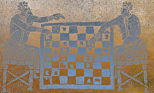 "Petteia - Ludus Latrunculorum  / Iconografía de las civilizaciones helenolatinas • <a style=""font-size:0.8em;"" href=""http://www.flickr.com/photos/30735181@N00/32522190365/"" target=""_blank"">View on Flickr</a>"