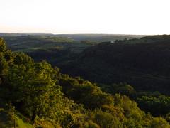 View from Groznjan (Croatia)