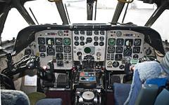 Nimrod XV232 - Coventry Aiport (ST 251) Tags: nimrod xv232 bae hawker siddely siddeley anti submarine sub hunter maritime patrol mr2 depth charges torpedos sonar buoys jet raf royal air force coastal command st mawgan kinloss 32 cockpit