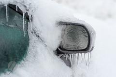 Ice Storm 2017 (miatasrus) Tags: nikon d700 sigma 10528 macro closeup cold ice icestorm2017 car frozen icicle