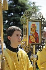 85. Patron Saint's day at All Saints Skete / Престольный праздник во Всехсвятском скиту