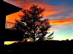 SEGUR DE CALAFELL 005 (@jtares) Tags: winter sunset night de atardecer fire 50mm noche photo nikon foto image 14 calafell catalonia invierno catalunya fuego nikkor 18200 frio tarragona d90 segur