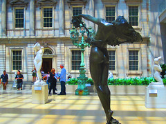 The Vine - American Wing - Metropolitan Museum of Art (bronxbob) Tags: sculpture art statues museums metropolitanmuseumofart artmuseums