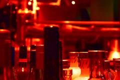 Bottles (Maria Eklind) Tags: light glass bottles liquor vodka absolut sprit flaskor