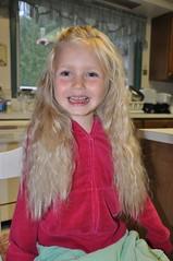 Acadia pre-haircut!