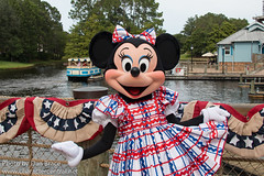 Minnie Mouse (4th of July)