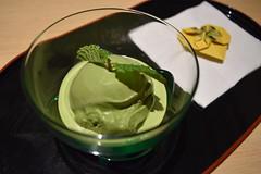 Green tea ice cream @unacho, Plaza Senayan - Jakarta, Indonesia (widyay) Tags: food indonesia dessert yummy sweet delicious jakarta icecream matcha greentea culinary greenteaicecream