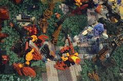 This isn't a Kohli Match! (Ddke) Tags: lego bionicle matoran bohrok bohrokva