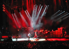 Rush at the Verizon Wireless Amphitheater 7/30/2015 - YYZ I (Dave Toussaint (www.photographersnature.com)) Tags: california ca travel music usa nature photoshop canon landscape drums photo interestingness google interesting concert photographer tour bass guitar live stage picture amp july explore cc socal adobe getty trio southerncalifornia venue lightshow irvine rockandroll progressive yyz geddylee alexlifeson adjust sureshot 2015 neilpeart verizonwirelessamphitheater r40 denoise topazlabs 40thanniversarytour photographersnaturecom davetoussaint canadianrockband creativecloud