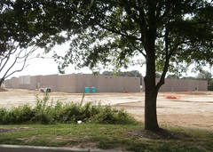 View of the southeast corner (l_dawg2000) Tags: new usa mississippi store unitedstates large walmart departmentstore ms spark groceries hornlake discountstore desotocounty sparklogo 2015opening