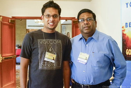 Immanuel with Ben Chacko