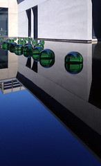 Frye Art Museum (vkpdrx) Tags: seattle urban sculpture reflection green art public water glass pool museum architecture reflections garden landscape washington cool pond map small hill emma free first charles fresh architectural wash wa saul specular mapping refreshing feature amenity berk 1952 nonprofit frye 501c3 98104 publicprivate architeural flickrcomgroupsseattlefountainsandpools