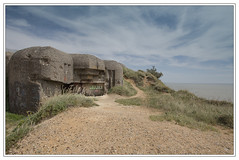 "Blockhaus Royan pointe de suzac"" (pascal sabourin) Tags: france architecture ruine batiment blockhaus charentemaritime poitoucharentes monumenthistorique saintpalaissurmer constructionsanciennes"