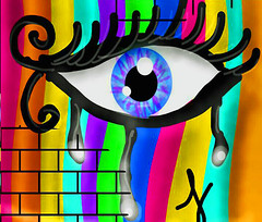 Eyes Augen oculus  ojo   il  oog  (Marco Braun) Tags: street color art ojo eyes colorado grafitti kunst augen coloured farbig oculus bunt colurful mucho oog il    multichrome couleures