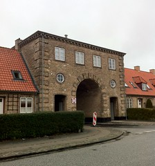 Gentofte - Porten, Rygårds Allé (1921-24) (annindk) Tags: hellerup housing bedrebyggeskik