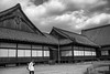 View at the back of Nijo Castle, Kyoto (minus6 (tuan)) Tags: minus6 nijocastle kyoto mts