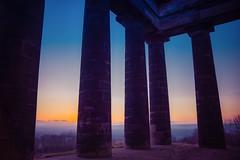 DSC_4627-Edit (Millerc1980) Tags: penshawmonument sunset northeast england scenic ruin nikon flickrbronze