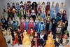 My Limited Edition Disney 17'' Princess Doll Collection - 2017-1-2 (drj1828) Tags: disneystore disneyparks limitededition 17inch doll collection groupphoto princess animated liveactionfilm disney 2017