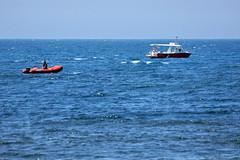 The Mediterranean Sea (Yuri Rapoport) Tags: themediterraneansea 2013 civitavecchia lazio italy